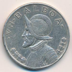Панама, 1 бальбоа (1934 г.)