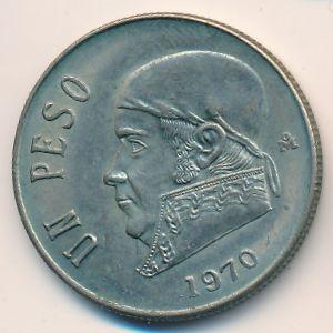 Мексика, 1 песо (1970 г.)