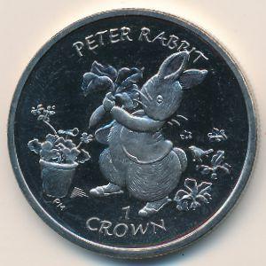 Гибралтар, 1 крона (2003 г.)
