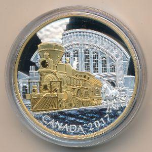 Канада, 20 долларов (2017 г.)