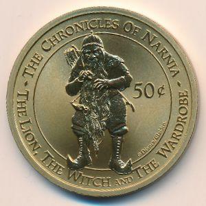 Новая Зеландия, 50 центов (2006 г.)