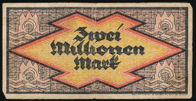 Альтона., 2000000 марок (1923 г.)
