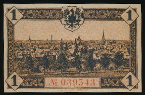 Мюльхаузен., 1 марка (1918 г.)