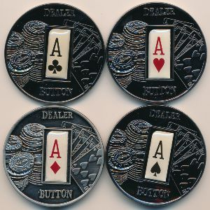 Палау, Набор монет (2008 г.)