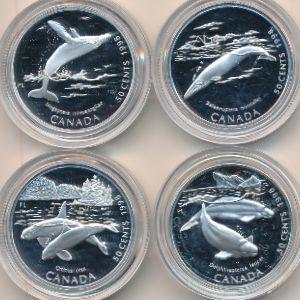 Канада, Набор монет (1998 г.)