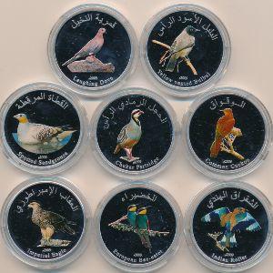 Оман, Набор монет (2009 г.)