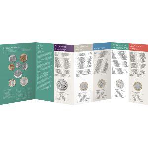 Великобритания, Набор монет (2018 г.)