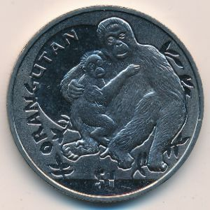 Сьерра-Леоне, 1 доллар (2010 г.)