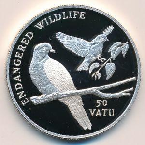 Вануату, 50 вату (1992 г.)