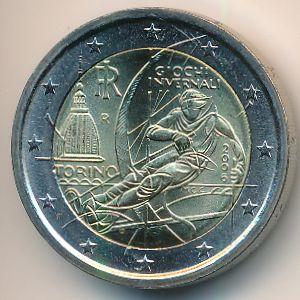 Италия, 2 евро (2006 г.)