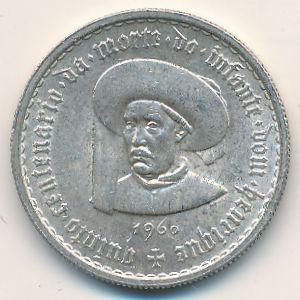 Португалия, 5 эскудо (1960 г.)