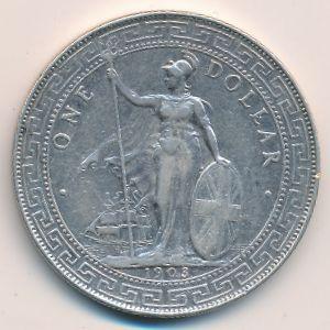 Великобритания, 1 доллар (1903 г.)