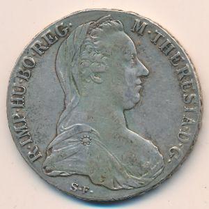Австрия, 1 талер (1780 г.)