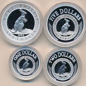 Австралия, Набор монет (2003 г.)