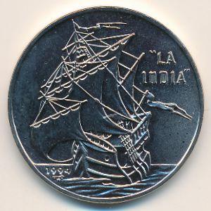 Куба, 1 песо (1994 г.)