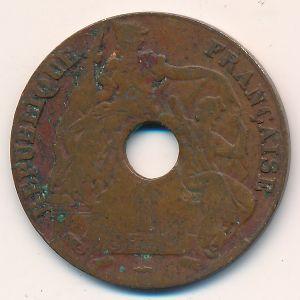 Французский Индокитай, 1 цент (1923 г.)