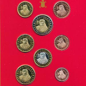 Ватикан, Набор монет (2005 г.)