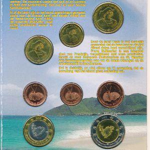 Сен-Мартин, Набор монет (2005 г.)