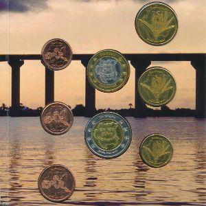 Суринам, Набор монет (2005 г.)