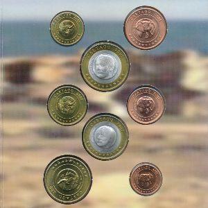 Картаго, Набор монет (2005 г.)