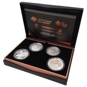Коллекции, Набор монет (2015 г.)