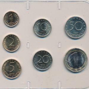Болгария, Набор монет
