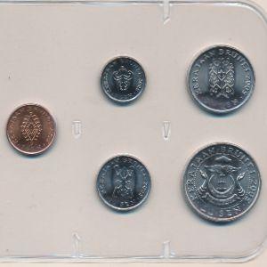 Бруней, Набор монет (2005 г.)