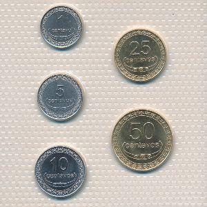 Восточный Тимор, Набор монет