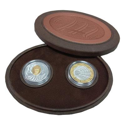 Коллекции, Набор монет (2001 г.)
