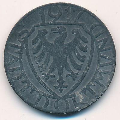 Дортмунд., 10 пфеннигов (1917 г.)