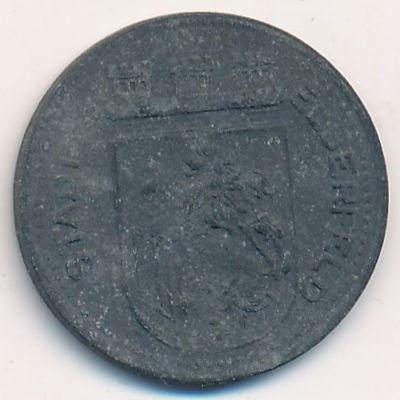 Эльберфельд., 5 пфеннигов (1917 г.)