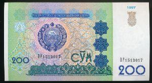 Узбекистан, 200 сум (1997 г.)