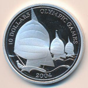 Фиджи, 10 долларов (2003 г.)