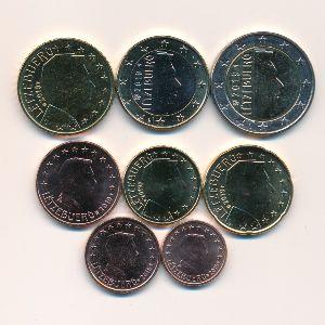 Люксембург, Набор монет (2019 г.)