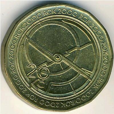 20 крон чехословакия редкие монеты россии продать