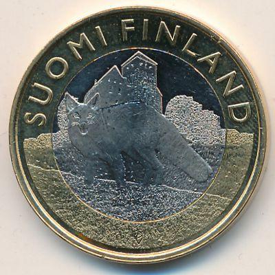 Финляндия, 5 евро (2014 г.)