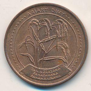 Мадагаскар, 5 ариари (1996 г.)