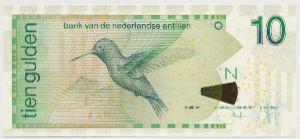 Антильские острова, 10 гульденов (2012 г.)
