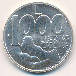 Сан-Марино, 1000 лир (1991 г.)