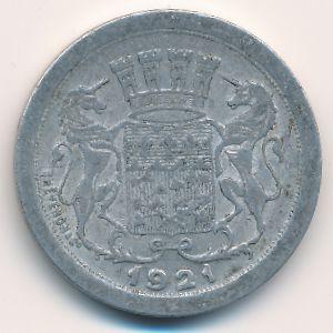Амьен., 10 сентим (1921 г.)