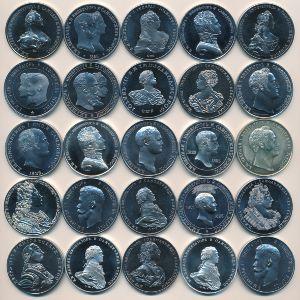 Медали, Набор медалей