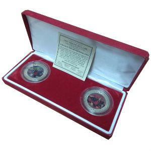 Великобритания, Набор монет (1997 г.)