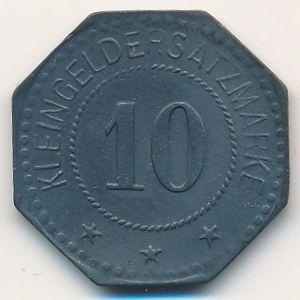 Нойштадт., 10 пфеннигов (1917 г.)