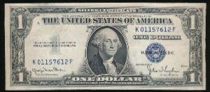 США, 1 доллар (1935 г.)