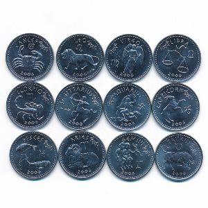 Сомалиленд, Набор монет (2006 г.)