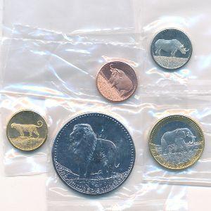 Сомали, Набор монет (2013 г.)
