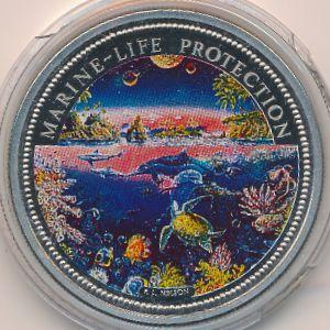 Палау, 1 доллар (1993 г.)