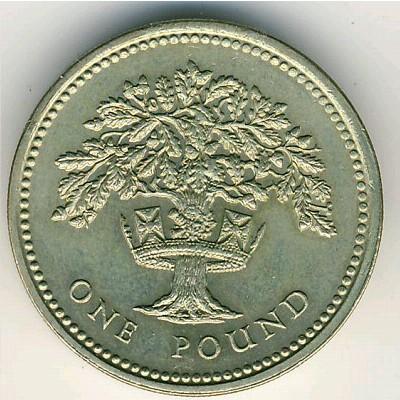 Великобритания 1 фунт конверты ссср цена