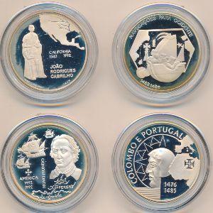 Португалия, Набор монет