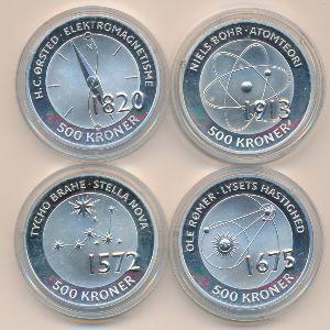 Дания, Набор монет (2013 г.)